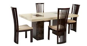 Dfs Dining Room Furniture Strasbourg Rectangular Table And 4 Salvadore Chairs Strasbourg