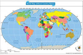 world map image with country names hd buy world map without country names