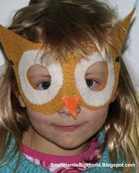no sew animal masks u2013 small hands big world
