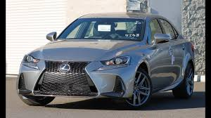 lexus is price 2017 lexus is 200t f sport walkaround youtube