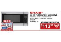 best black friday deals for sharp microwave black friday appliance deals 2017 bestblackfriday com