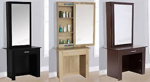 dressing table with mirror and drawers westwood wooden makeup jewelry dressing table with sliding mirror