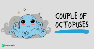 octopi or octopuses which is the plural of octopus grammarly
