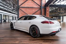 porsche panamera 2016 white 2016 porsche panamera gts richmonds classic and prestige cars