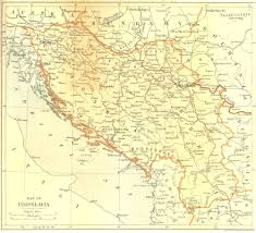 Yugoslavia Map The Project Gutenberg Ebook Of The Birth Of Yugoslavia By Henry