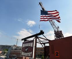 Flag Of Baltimore Baltimore Museum Of Industry Begins 500 000 Restoration Of World