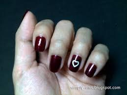 nail art happy valentine u0027s day simply rins