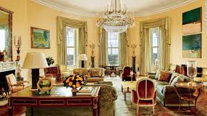 house architectural look inside the obamas living quarters cnn style