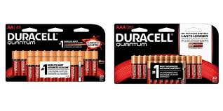 black friday home depot aa batteries office depot max free duracell quantum aaa or aa batteries pack
