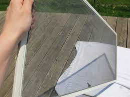 how to clean door and window screens how tos diy