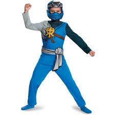 lego ninjago jay classic child halloween costume walmart com