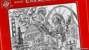 etch a sketch art xraydelta