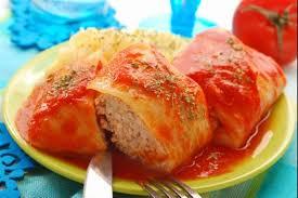 cuisine polonaise traditionnelle recette de golabki chou farçi à la polonaise facile et rapide