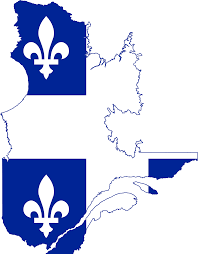 St Thomas Flag File Flag Map Of Quebec Svg Wikimedia Commons