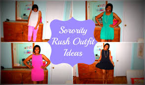Sorority Formal Dress What To Wear During Formal Sorority Rush Recruitment Youtube