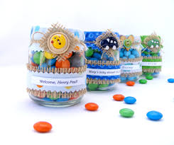 Edible Birthday Favors by Baby Shower Favors In Jar Rustic Baby Shower Edible Birthday