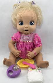 amazon black friday deals doll dress playing u201cmommy u201d is more fun than ever with baby alive the doll