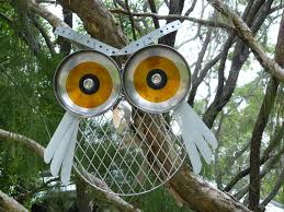 20 best owls images on garden ornaments metal