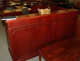 Reception Station Desk by Savvi Commercial Furniture Used Office Reception Houston