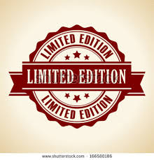 limited edition limited edition icon stock vector 166580186