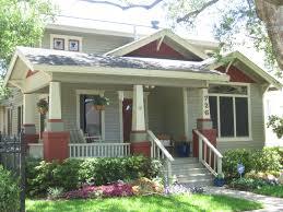 Wrap Around Porch Ideas Bungalow House Plans With Porches Hahnow