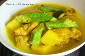 api cuisine the fuss free chef ayam masak lemak cili api negeri sembilan style