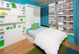Guest Bed Small Space - a perfect blend combing the playroom and guestroom in style