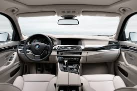 video bmw unveils the 2011 bmw 5 series touring the fast lane car