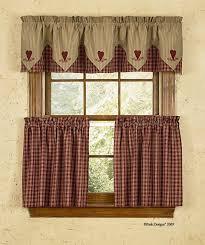 Kitchen Curtain Valances Ideas - unique country kitchen curtains and valances home interior