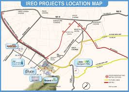 Gurgaon India Map by Ireo Victory Valley Victory Valley Ireo Victory Valley Resale