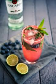 watermelon mojito watermelon and blueberry mojitos the hungry australian