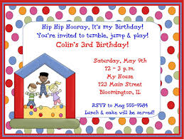 birthday party invite wording u2013 gangcraft net