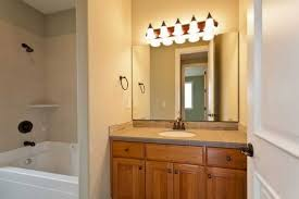 bathroom lighting lights over bathroom mirror decoration ideas