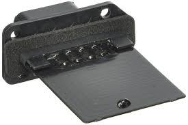 amazon com standard motors ru440 blower motor resistor automotive