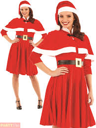 mrs claus costumes santa mrs claus costume adults christmas fancy dress