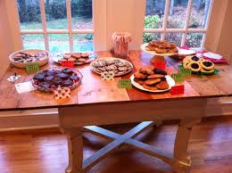 ten june christmas cookie party aka my weekend sugar coma