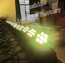 led lighting for banquet halls 20 degree lens 7x10w christmas bars banquet hall lighting and
