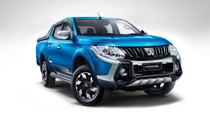 the new mitsubishi triton