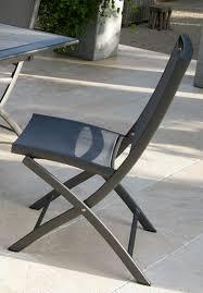 Chaise D Ext Rieur Chaise De Jardin Pliante