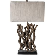 living room rustic table lamps for country table lamps