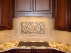 Penny Tile Kitchen Backsplash by Small Backsplash Using Quemere Tile Designed By Our Experts At