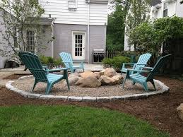 Firepit Chairs Pits Ideas Patio Traditional With Adirondack Chairs Backyard