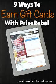 earn gift cards 9 ways to earn gift cards with prizerebel jpg