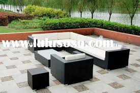 rattan lounge sofa outdoor lounge furniture wicker home design