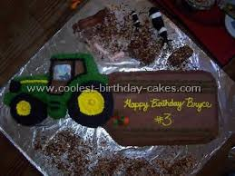 35 best tractor party images on pinterest tractor cakes