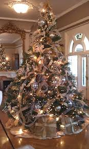 Pics Of Decorated Christmas Trees Best 25 Elegant Christmas Trees Ideas On Pinterest Elegant