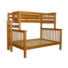 Twin Over Full Bunk  Loft Beds Youll Love Wayfair - Full and twin bunk bed