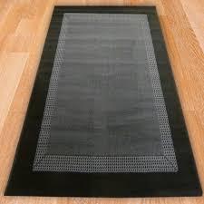 beige rug with black border rug designs