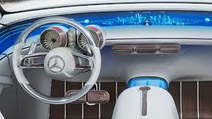 mercedes maybach vision 6 cabriolet asphalte ch
