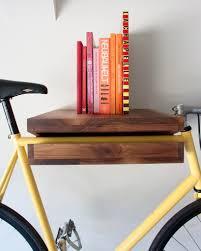 book shelf for your bike u2014 shoebox dwelling finding comfort